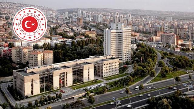 TC Dışişleri Bakanlığı:Ortak bildirinin bizim açımızdan hiçbir anlamı ve değeri yoktur