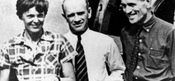 Amelia Earhart ve Fred Noonan'ı Mektupları 84 Yıl Sonra Bulundu
