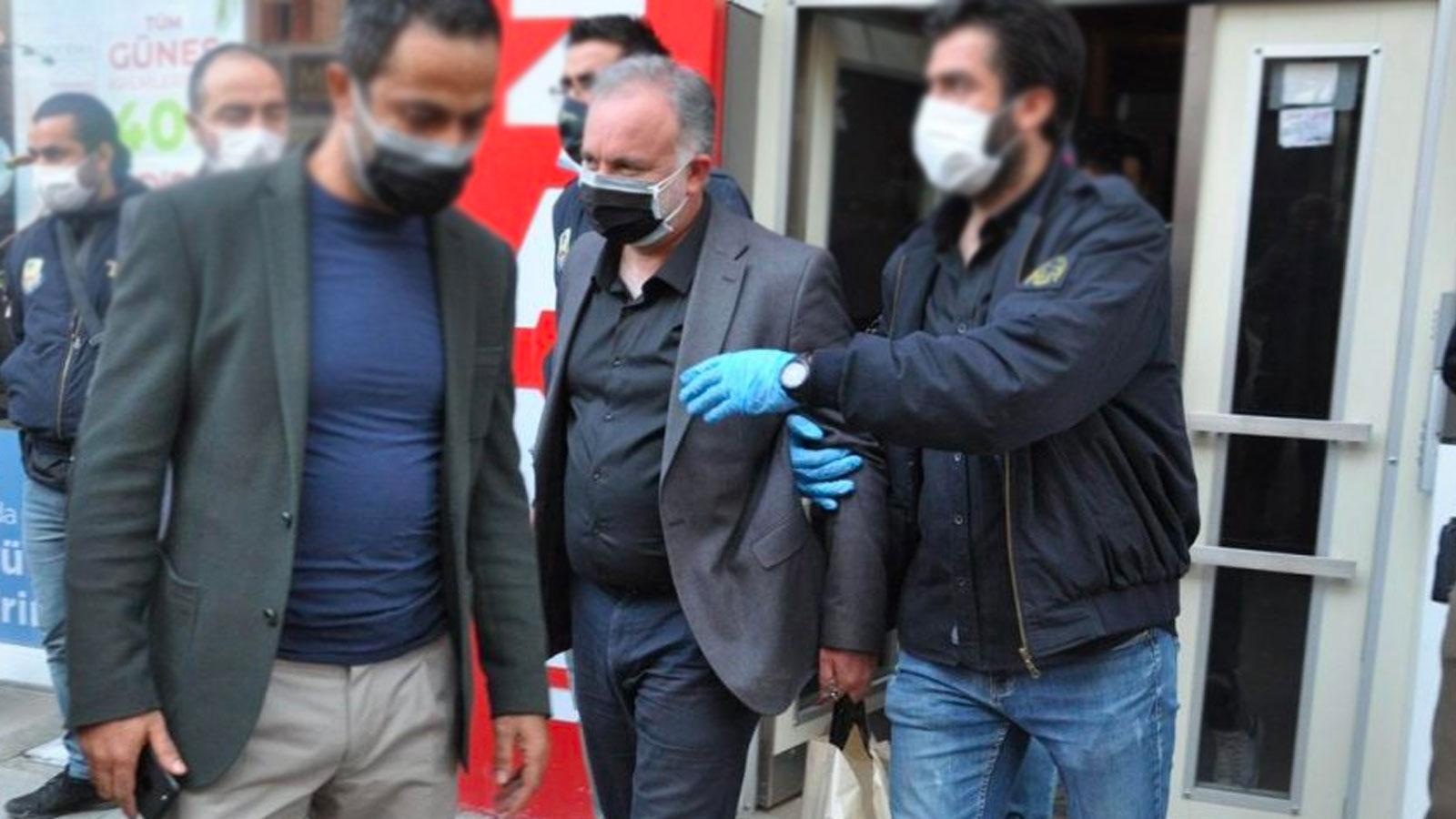 Kobani davası | HDP'li Ayhan Bilgen ve 3 kişinin tahliyesine karar verildi