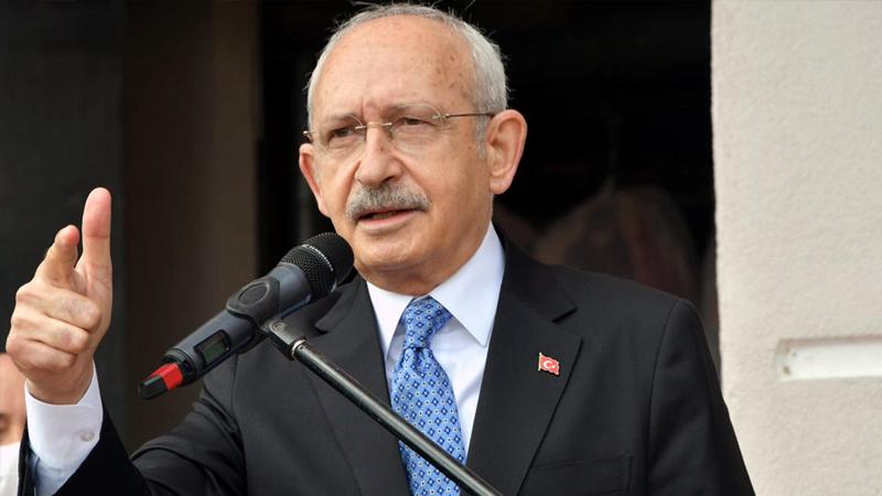Kılıçdaroğlu: Kul hakkı yiyen hiç kimse Cumhuriyet Halk Partisi'ne oy vermesin, haram oya ihtiyacımız yok!