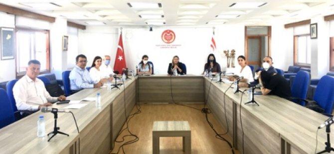 Hukuk Komitesi Küçükler ve Mahcurlar Vesayet (Değişiklik) Yasa Önerisi'ni Oy Birliğiyle Onayladı