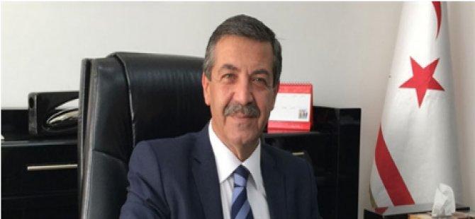 Dışişleri Bakanı Ertuğruloğlu Diplomasi Forumu'na Katılmak Üzere Yarın Antalya'ya Gidiyor
