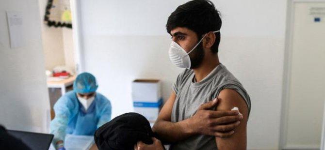 Araştırma: Birçok Ülkede Sığınmacıların Aşıya Erişimi Yok