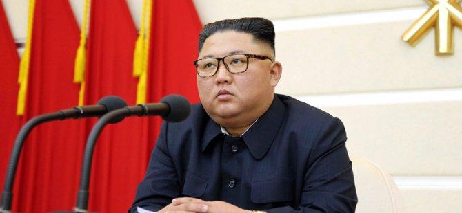 Kuzey Kore Lideri Kim Jong Un, Ülkede Gıda Kıtlığı Yaşanabileceğini Söyledi
