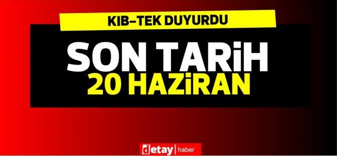 KIB-TEK: Ödenmemiş bakiye borcu olan herkesin elektrikleri kesilecek