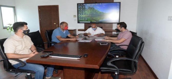 Gönyeli Belediyesi'nde Toplu İş Sözleşmesi İmzalandı