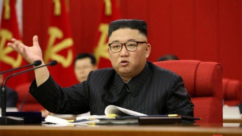 Kuzey Kore lideri Kim Jong-un ülkede gıda sıkıntısı olduğunu kabul etti