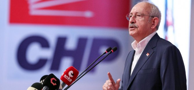 Kılıçdaroğlu: İçişleri Bakanı yeraltı çetelerinin üyesi mi?