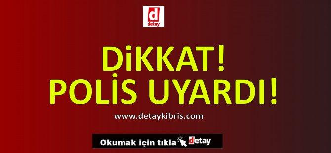 Dipkarpaz Polis Karakolu ve Yeşilköy İtfaiye Şubesi'ne ait telefon hatları devre dışı