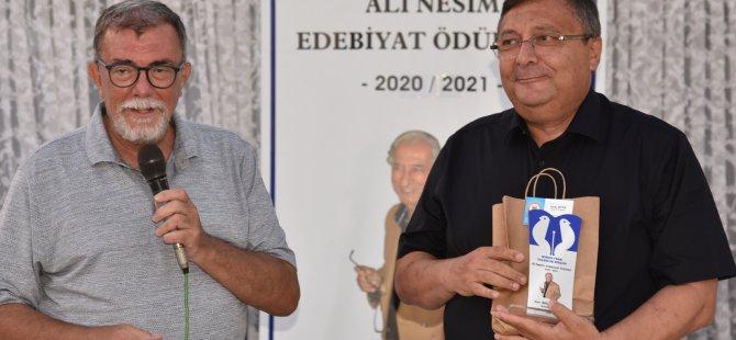 Ali Nesim Edebiyat Ödülleri sahiplerini buldu