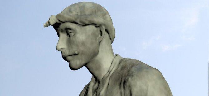 Erbil Arkın: Halkımızın çoğu istiyorsa bu heykel olacak, çoğunluğu istemezse olmayacak