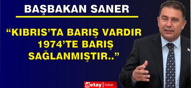 Saner ile  Oktay birlikte açıklama yaptı