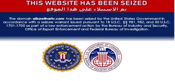 """ABD, İran Devletiyle Bağlantılı 30 Kadar İnternet Sitesini """"Dezenformasyon"""" İle Suçlayıp Kapattı"""