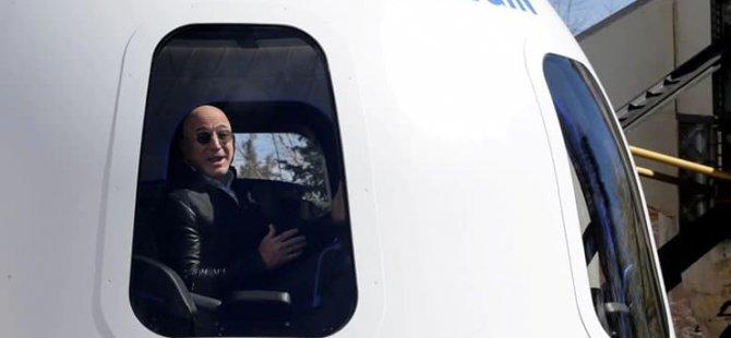 'Jeff Bezos dünyaya dönmesin' kampanyasına 100 binin üstünde destek