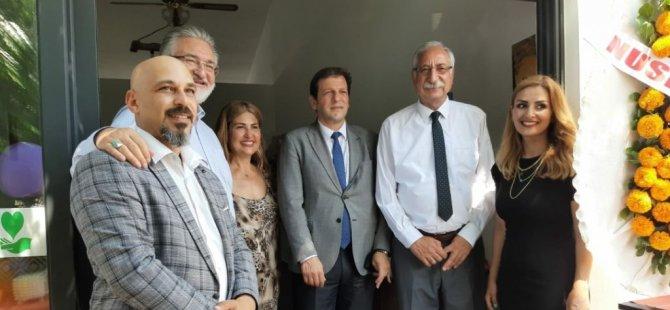 Girne İyilik Gönüllüleri Dernek Binası açıldı