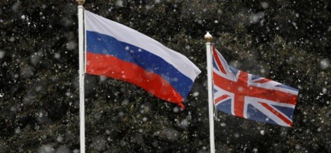 İngiltere'nin Moskova Büyükelçisi Bronnert, Rusya Dışişleri Bakanlığı'na Çağırıldı
