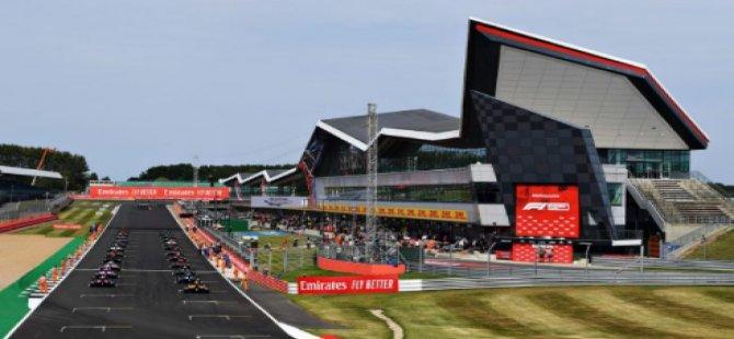 Formula 1 Britanya Grand Prix, Tam Kapasite Seyircili Gerçekleştirilecek