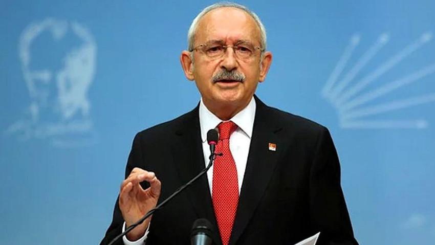 Kılıçdaroğlu: Tarihin bize yüklediği büyük bir sorumluluk var, önümüzdeki seçimlerde Türkiye'de demokrasiyi yeniden inşa etmek!