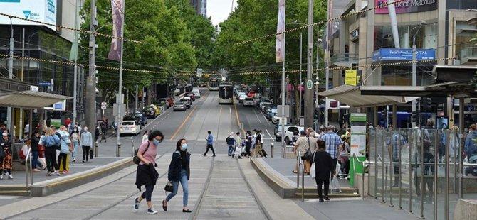 Avustralya'da Bir Eyalette Delta Varyantı Nedeniyle Sokağa Çıkma Yasağı Uygulanacak