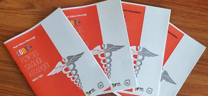 Kuir Kıbrıs Derneği, LGBTİ+ Fiziksel Sağlığı Kitapçığı yayımladı
