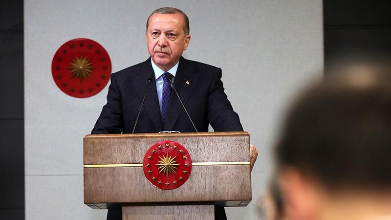Erdoğan: İngiltere kimin garantörü belli değil?