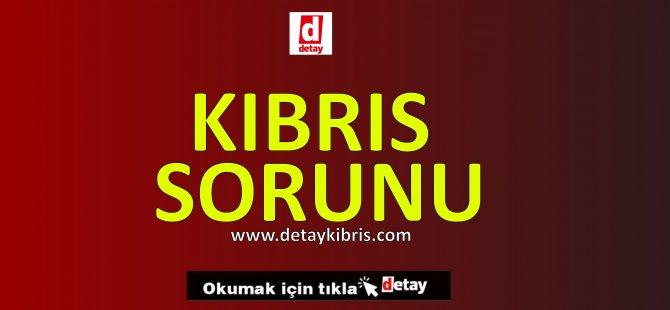 """Yosif: """"Kıbrıs Türk Ayrı Egemenliğinin ve İki Devletin Tanınması Kabul Edilemez"""""""