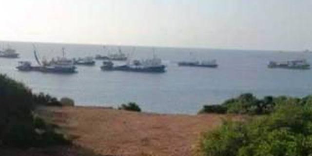 'Gırgır Balıkçılarından' hükümete sus parası