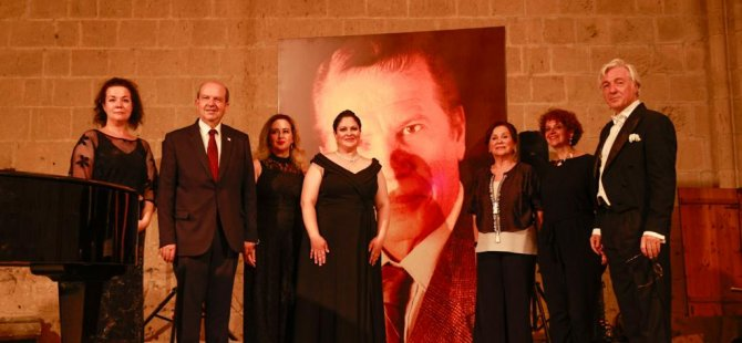 Kıbrıslı Türk Opera Sanatçısı Bas Attila Manizade  KKTC'de İlk Kez Anıldı