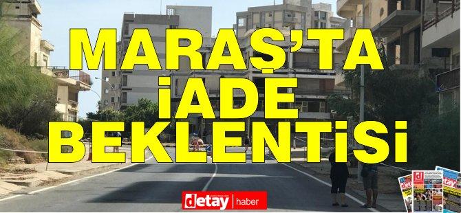 Ersin Tatar: Baskılara rağmen yüzlerce Rum, Maraş'la ilgili TMK'ya başvurdu