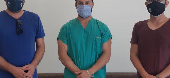 KTSYD Kupası'nın sağlık ayağı konusunda Dr. Uçaner ile görüşüldü
