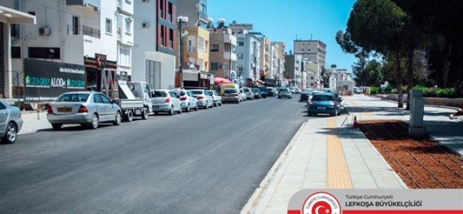 KEİ Ofisi, Gazimağusa'da çeşitli projelere kaynak aktarıldığını açıkladı