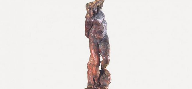 500 Yıllık Heykeldeki Parmak İzi Michelangelo'nun Mu?