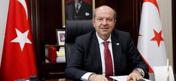 Cumhurbakanı Tatar, Maraş Açılımıyla İlgili  Açıklamada Bulundu