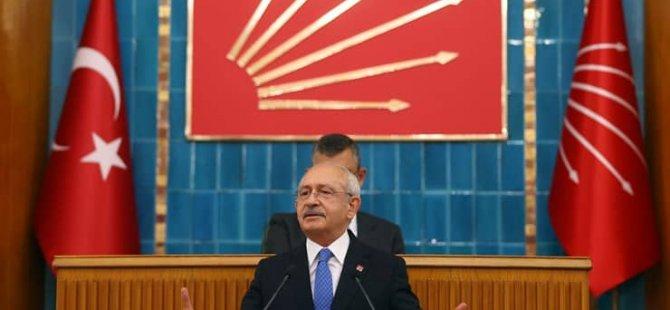 Kılıçdaroğlu: Avrupa 'ikinci rüşvet paketi' hazırlığı içinde