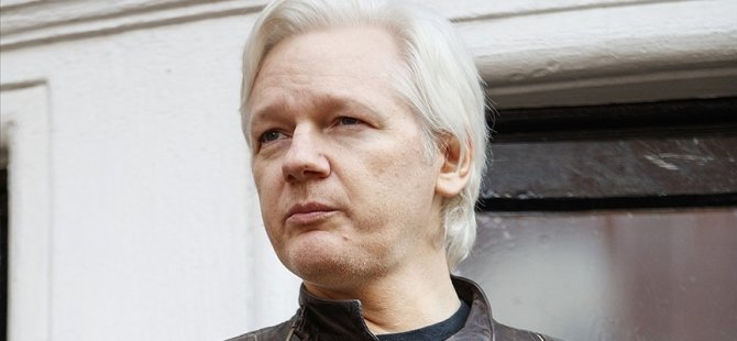 WikiLeaks'in kurucusu Julian Assange'ın Ekvador vatandaşlığı düşürüldü