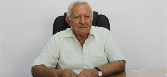 Kuzey Kıbrıs Narenciye Üreticileri Birliği Başkanı Akçın Farelerin Ürünlere Zarar Verdiğini Belirtti