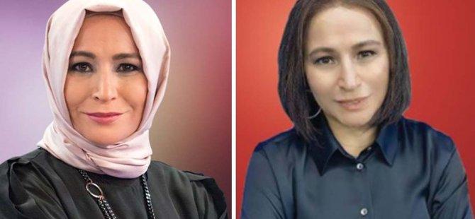 Karar gazetesi yazarı Elif Çakır, başörtüsünü çıkardı