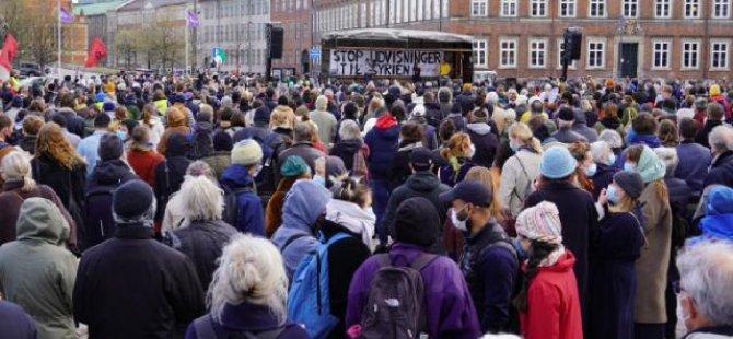 Mültecileri gönderme planı yapan Danimarka'ya dava açılıyor