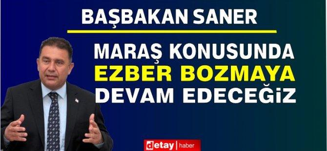 Saner: UBP Kurultayı'nda Genel Başkanlığa adayım, iddialıyım