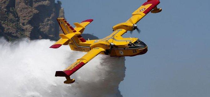 Rusya, Ankara'nın talebi üzerine Türkiye'ye orman yangınları için 11 araçtan oluşan birleşik uçak grubu yollayacağını açıkladı