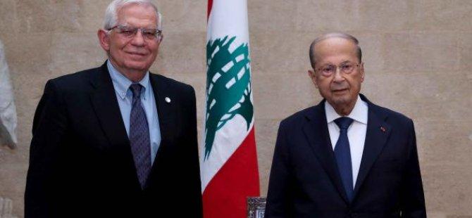 AB Lübnan'a yönelik olası yaptırım zeminini onayladı