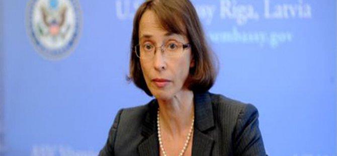 ABD Büyükelçisi Garber'dan Kapalı Bölge Maraş İçin Çağrı