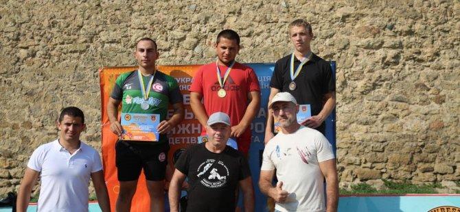 Ömer Özyıldırım, Ukrayna'da ikinci