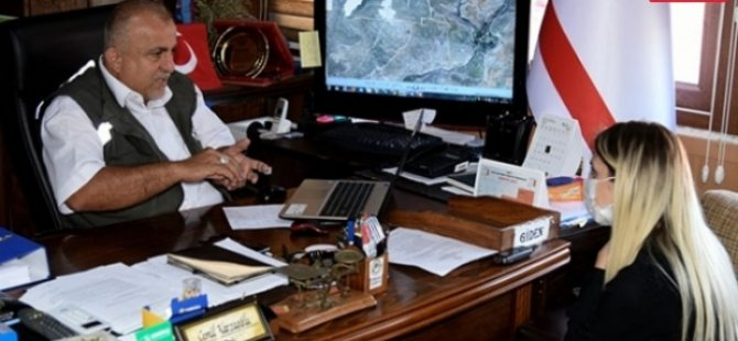Orman Dairesi Müdürü Cemil Karzaoğlu, Karşıyaka yangınıyla ilgili son durumu aktardı.