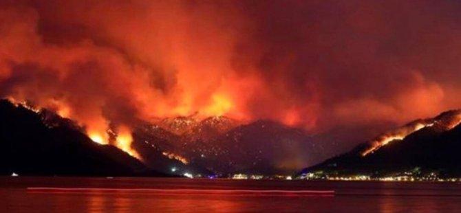 Türkiye başta olmak üzere yangınları takip edebileceğiniz 5 online harita