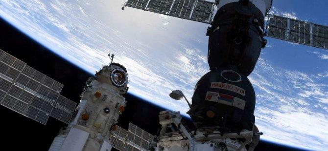 'Nauka' modülü, Uluslararası Uzay İstasyonu'na başarıyla bağlandı
