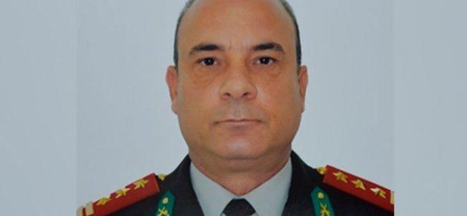 GKK Komutan Yardımcısı Tuğgeneral Dağman, Emekliliğe Sevk Edildi