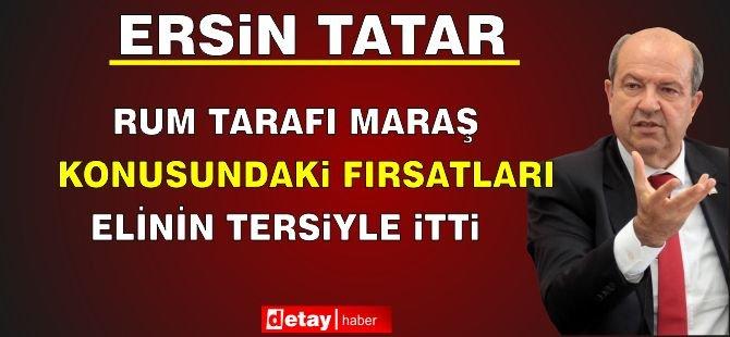Ersin Tatar, Saner ile Bakanlar Kurulunun Ardından Açıklama Yaptı