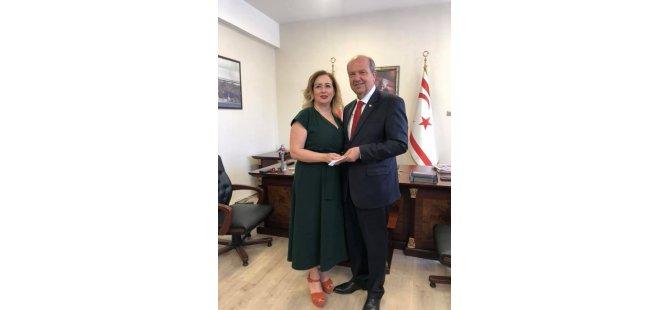 Cumhurbaşkanı Tatar Eşi Sibel Tatar İle Birlikte Yarın İstanbul'a Gidecek