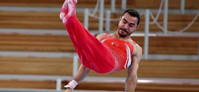 Ferhat Arıcan, cimnastik paralel barda bronz madalya kazandı